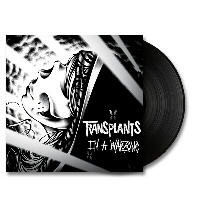 IMAGE | Transplants - In a Warzone LP - Black