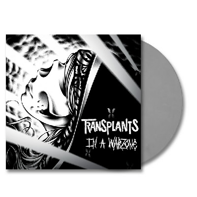 Transplants - In A Warzone LP (Grey)