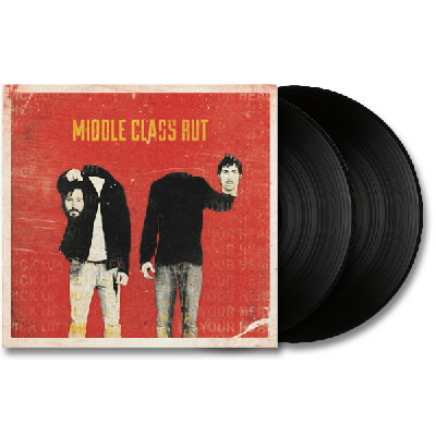 middle-class-rut - Pick Up Your Head - Gatefold 2xLP
