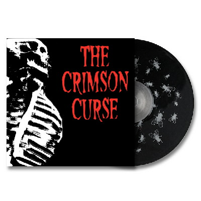 The Crimson Curse - The Crimson Curse - Both Feet In The Grave LP