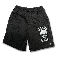 IMAGE | Senses Fail - Champion Skull Shorts