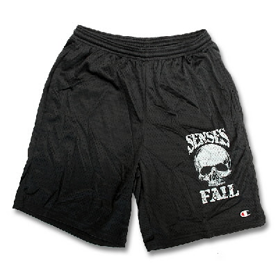 Senses Fail - Champion Skull Shorts