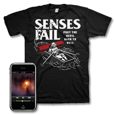 Senses Fail - Renacer Digital Download & Devil Tee