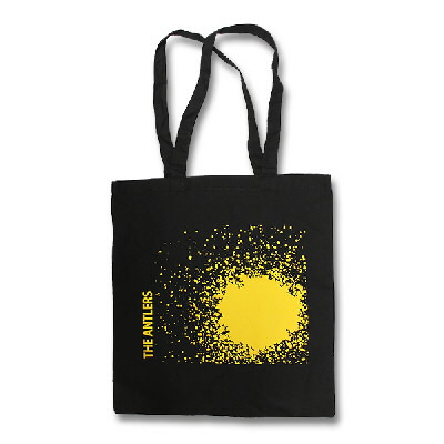 The Antlers - Burst Apart Tote Bag