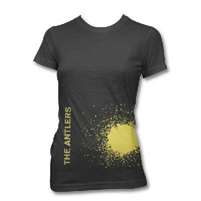 The Antlers - Womens Burst Apart Album Tee