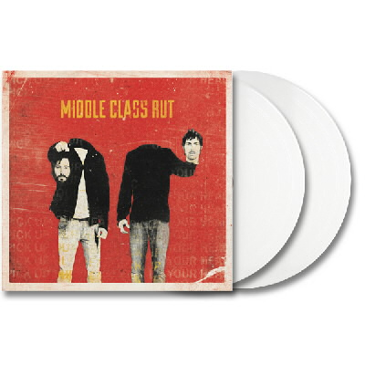 middle-class-rut - Pick Up Your Head 2xLP White