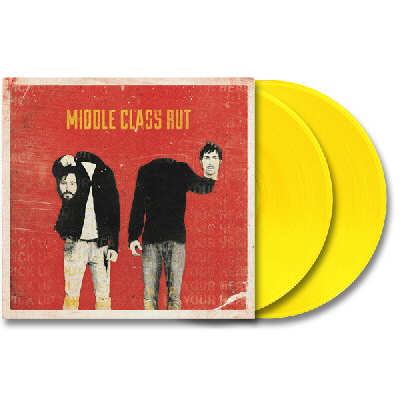 middle-class-rut - Pick Up Your Head 2xLP Yellow
