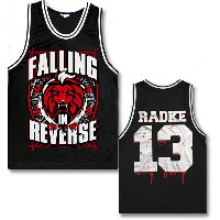 IMAGE | Falling In Reverse - Lion Basketball Jersey