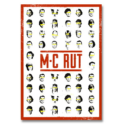 Middle Class Rut - Signed Pick Up Your Head Print