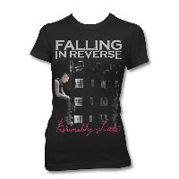 IMAGE | Falling In Reverse - Fashionably Late Album Tee - Women's