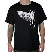 IMAGE | The Locust - Locust Bug Logo Shirt - Black