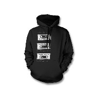 IMAGE | Three One G - Cassette Logo Pullover Hoodie