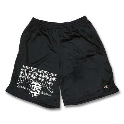 The Ghost Inside - TGI 2013 Champion Mesh Shorts