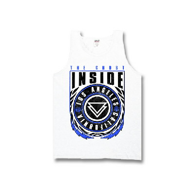 LA Bolts Tank Top (White)