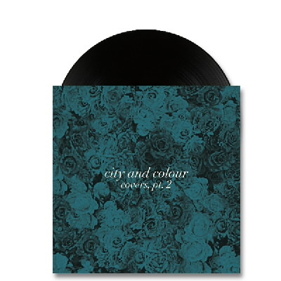 "City And Colour - Covers Pt. 2 - 7"" - Black - 7"" - Black"