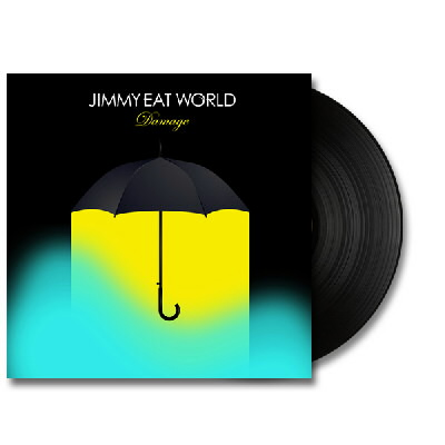 IMAGE | Jimmy Eat World - Damage - LP (Canada Only)