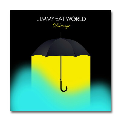 Jimmy Eat World - Damage - CD (Canada Only) - CD