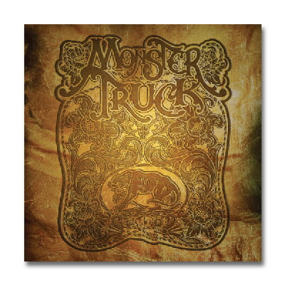 IMAGE | Monster Truck - The Brown EP - CD - CD
