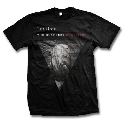 Letlive - The Blackest Beautiful Album Shirt