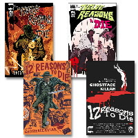 IMAGE | 12 Reasons To Die - 12 Reasons To Die Issue #1 - Collection