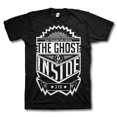 The Ghost Inside - 310 Kings Shirt
