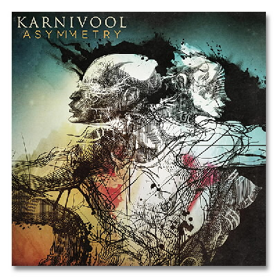 karnivool - Asymmetry CD/DVD