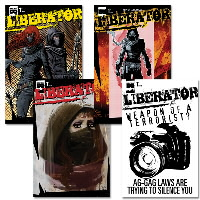 IMAGE | Liberator - Liberator Issue #1 - Collection