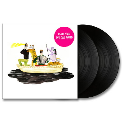 Man Man - On Oni Pond 2xLP