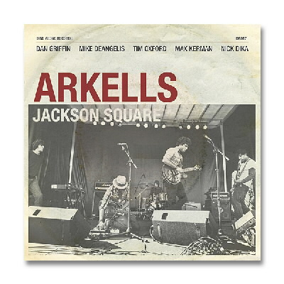 Arkells - Jackson Square - CD