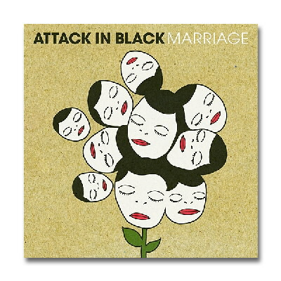 Attack In Black - Marriage - CD