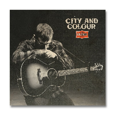 IMAGE | City And Colour - Live At The Orange Lounge - CD - CD