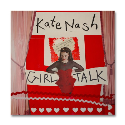 IMAGE | Kate Nash - Girl Talk - CD