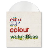 "IMAGE | City And Colour - Weightless - 7""  (White)"