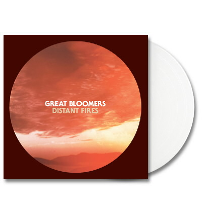 Great Bloomers - Distant Fires - LP (White)