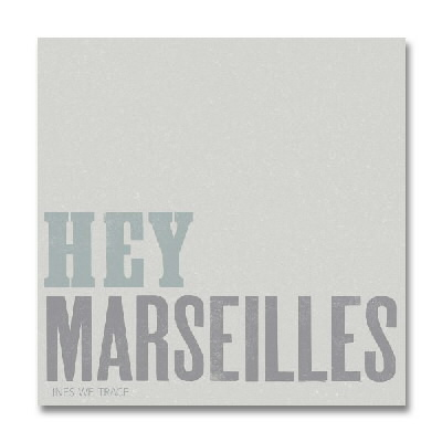 Hey Marseilles - Lines We Trace - CD