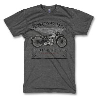 IMAGE | Strung Out - Vintage Bike Tee