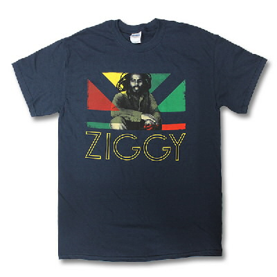 Ziggy Tee (Navy Blue) - Men's