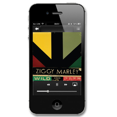 Ziggy Marley - Wild And Free - WAV Digital Download