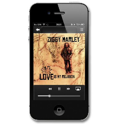 Ziggy Marley - Love Is My Religion (re-release) - WAV Digital Dow