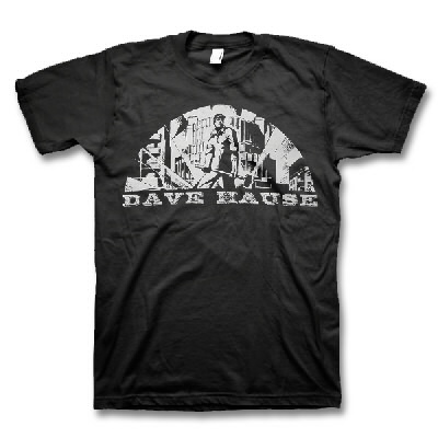 dave-hause - Labor Tee