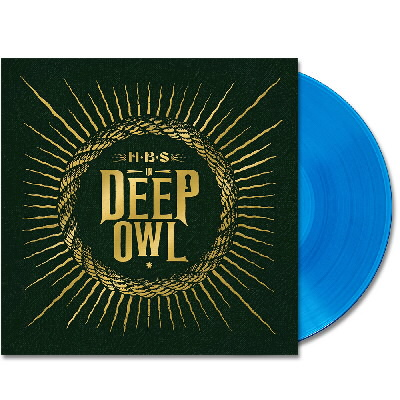 HBS - In Deep Owl - LP (Blue)