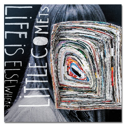 Little Comets - Life Is Elsewhere - CD