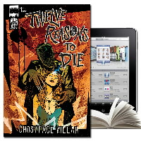 IMAGE | 12 Reasons To Die - 12 Reasons To Die Digital Subscription & Book