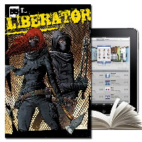 IMAGE | Liberator - Liberator Digital Subscription & Collected Book