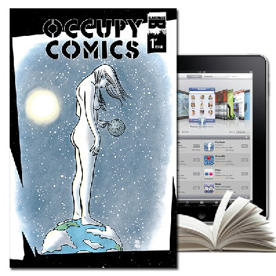 Occupy Comics - Occupy Comics Digital Subscription & Collected Book