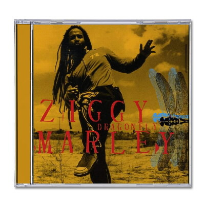 ziggy-marley - Dragonfly CD
