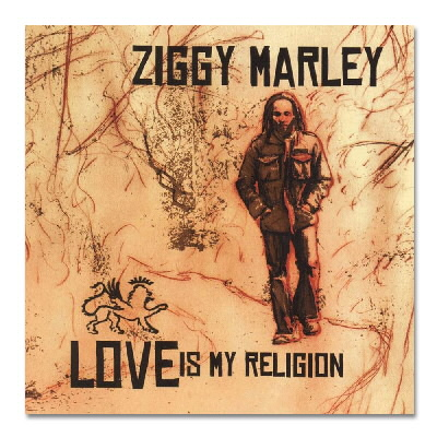 ziggy-marley - Love Is My Religion CD