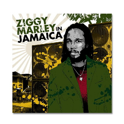 Ziggy Marley In Jamaica CD