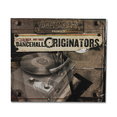 ziggy-marley - Dancehall Originators CD