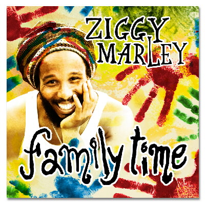 ziggy-marley - Family Time CD